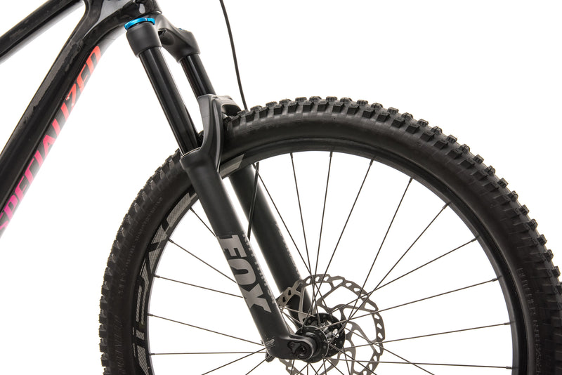 Specialized Stumpjumper Comp Carbon 27.5 Womens Mountain Bike - 2019, Medium cockpit