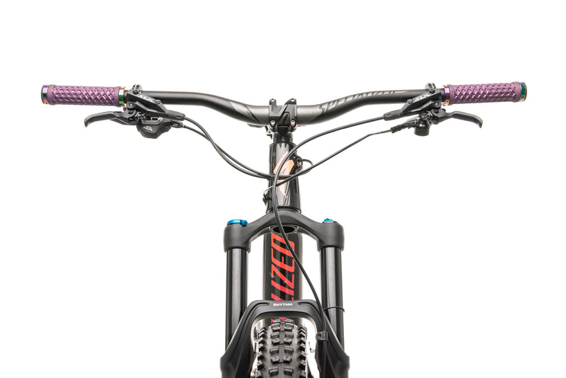 Specialized Stumpjumper Comp Carbon 27.5 Womens Mountain Bike - 2019, Medium crank