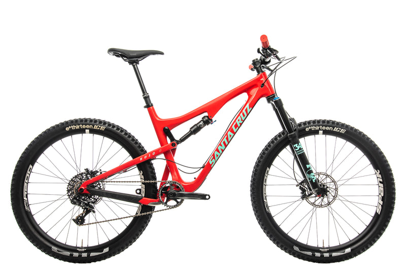 Santa Cruz 5010 C Mountain Bike - 2017, Large drive side