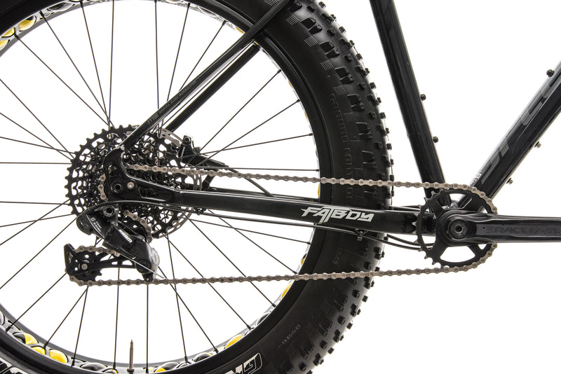 Specialized Fatboy Fat Bike - 2019, Large drivetrain