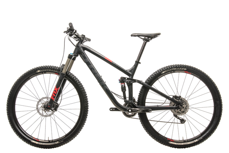 "Trek Fuel EX 8 Mountain Bike - 2017, 18.5"" non-drive side"