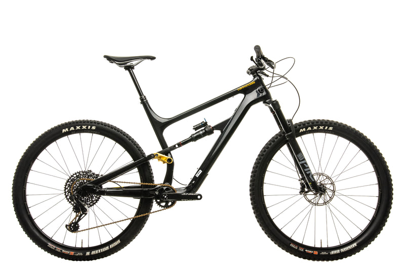 Cannondale Habit Carbon 2 Mountain Bike - 2020, X-Large drive side
