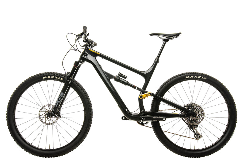 Cannondale Habit Carbon 2 Mountain Bike - 2020, X-Large non-drive side
