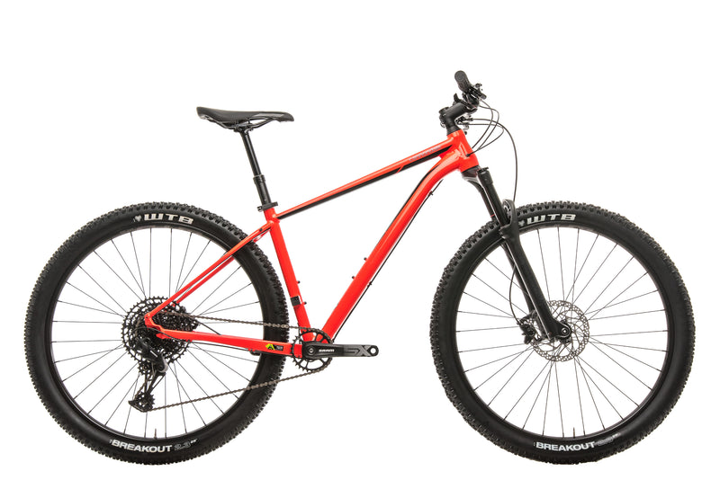 Cannondale Trail 2 Mountain Bike - 2020, Medium drive side