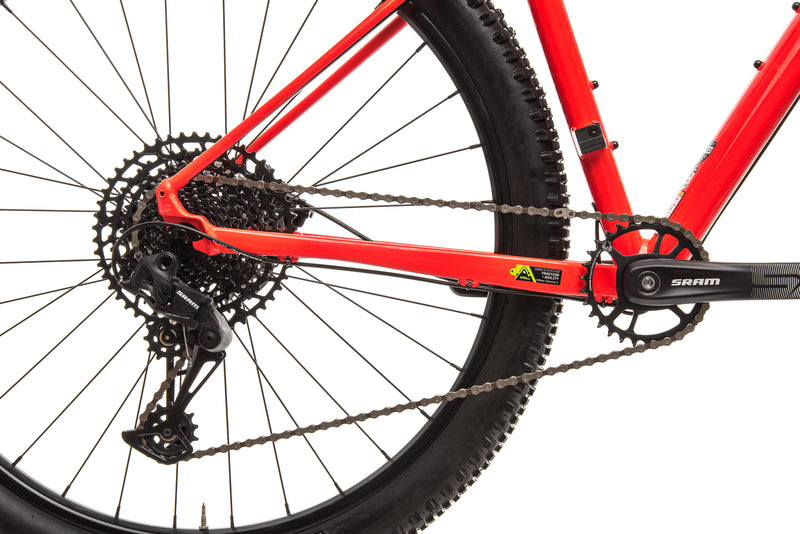 Cannondale Trail 2 Mountain Bike - 2020, Medium drivetrain