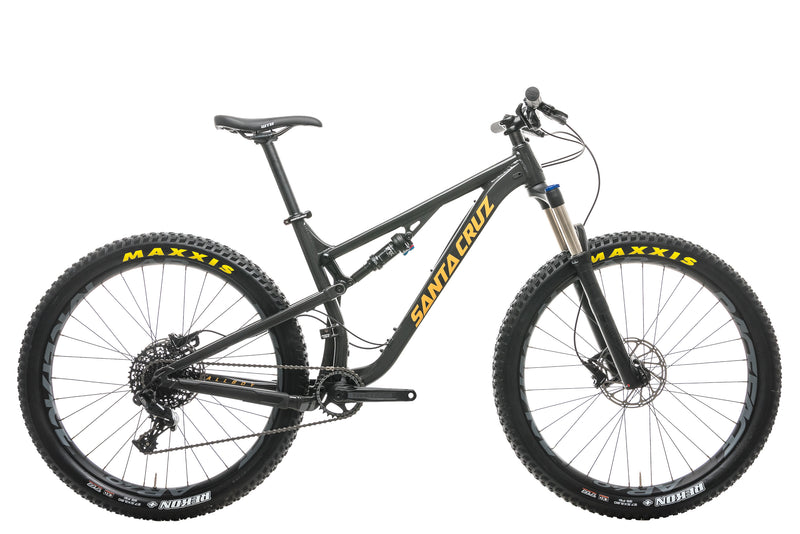 Santa Cruz Tallboy AL D Mountain Bike - 2018, Large drive side