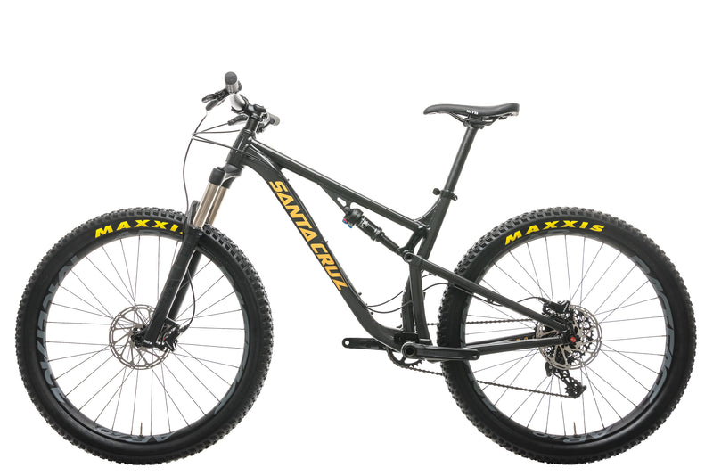 Santa Cruz Tallboy AL D Mountain Bike - 2018, Large non-drive side