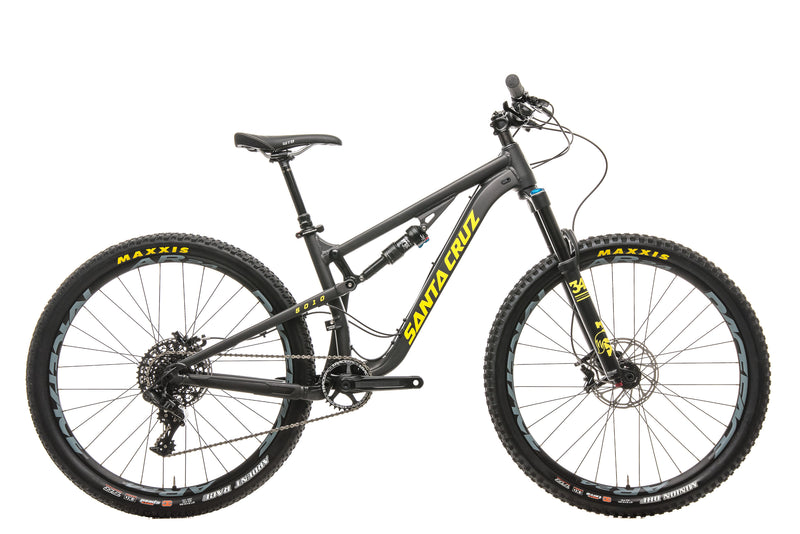 Santa Cruz 5010 S Mountain Bike - 2017, Small drive side