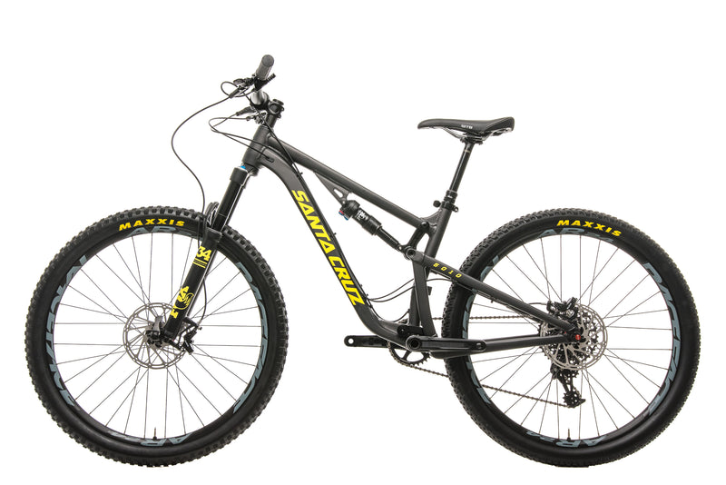 Santa Cruz 5010 S Mountain Bike - 2017, Small non-drive side