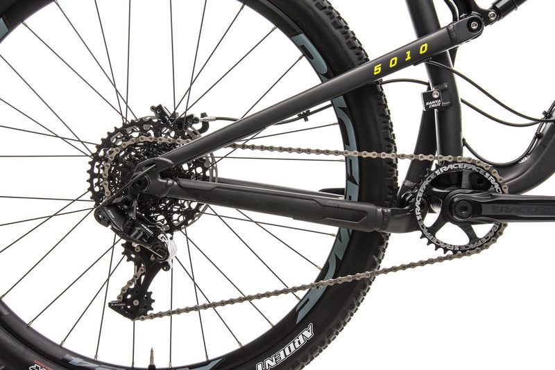 Santa Cruz 5010 S Mountain Bike - 2017, Small drivetrain