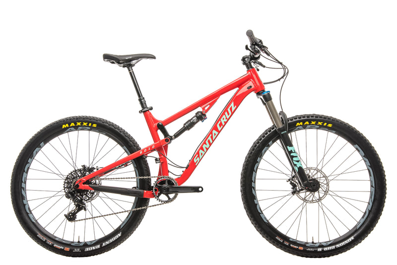 Santa Cruz 5010 S Mountain Bike - 2017, Medium drive side
