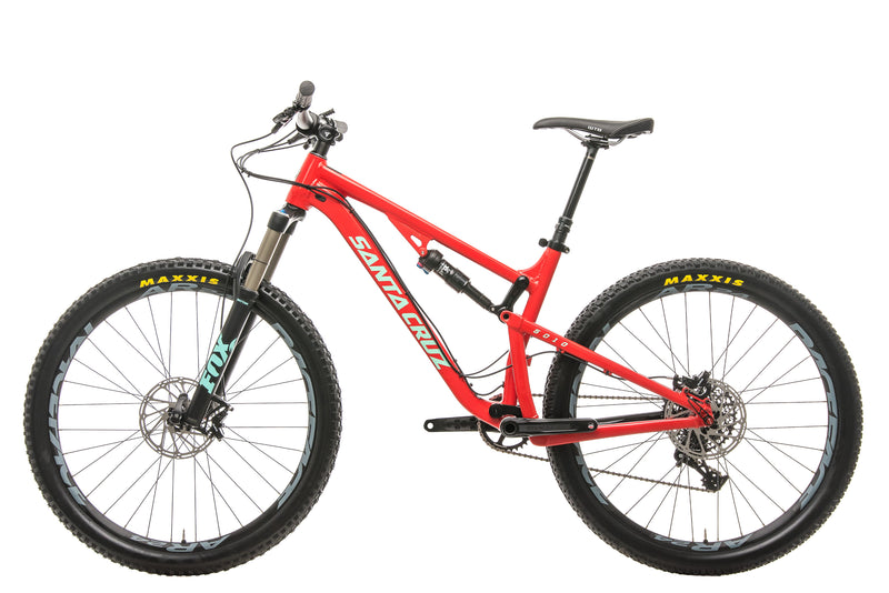 Santa Cruz 5010 S Mountain Bike - 2017, Medium non-drive side