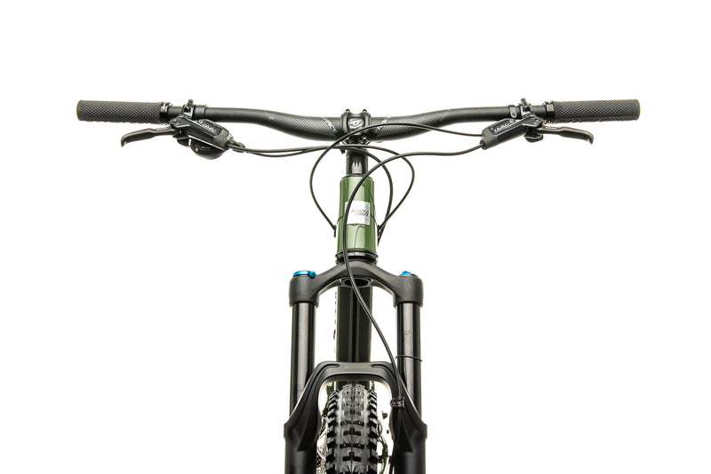 Santa Cruz Bronson C R Mountain Bike - 2018, Large crank