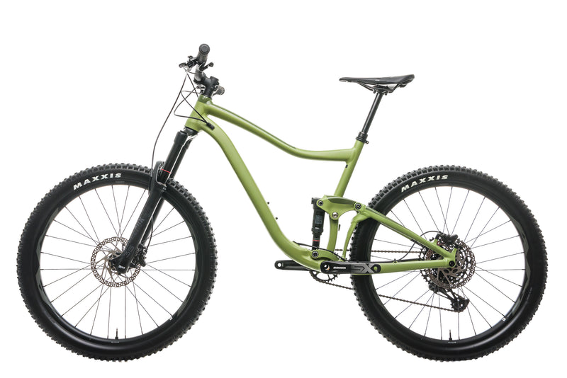 Giant Trance 3 Mountain Bike - 2020, Large non-drive side