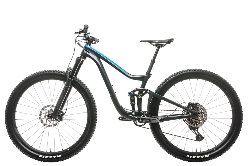 Giant Trance Advanced Pro 29 3 Mountain Bike - 2020, Small non-drive side