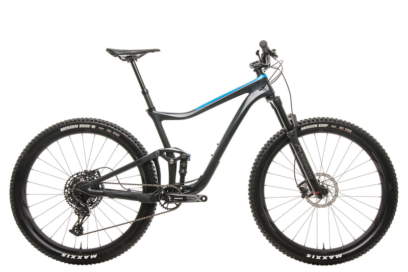 Giant Trance Advanced Pro 29 3 Mountain Bike - 2020, Large drive side