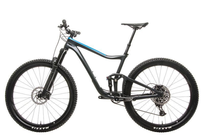 Giant Trance Advanced Pro 29 3 Mountain Bike - 2020, Large non-drive side