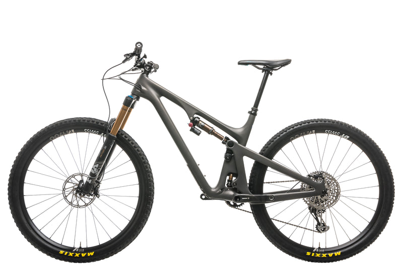 Yeti SB130 Turq T2 Mountain Bike - 2020, Large non-drive side