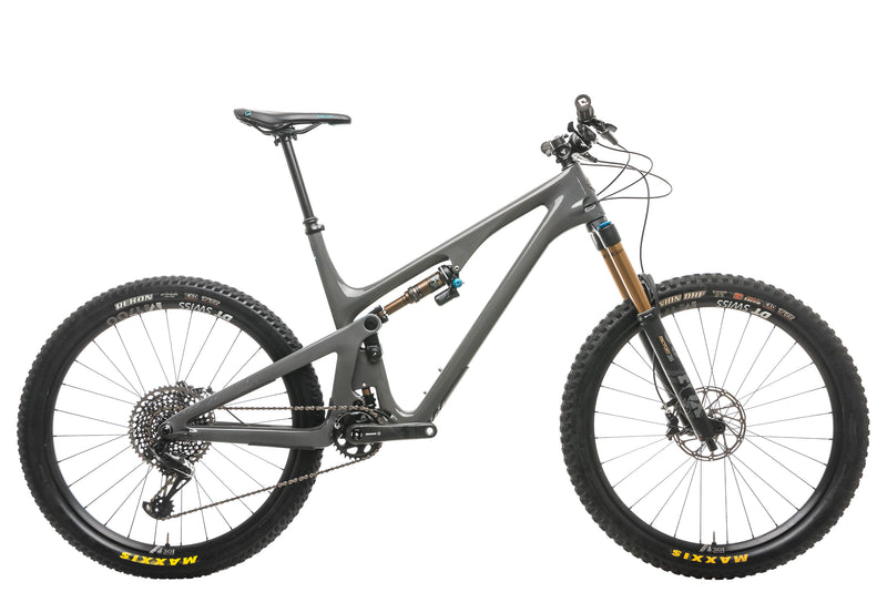 Yeti SB140 Turq T2 Mountain Bike - 2020, X-Large drive side