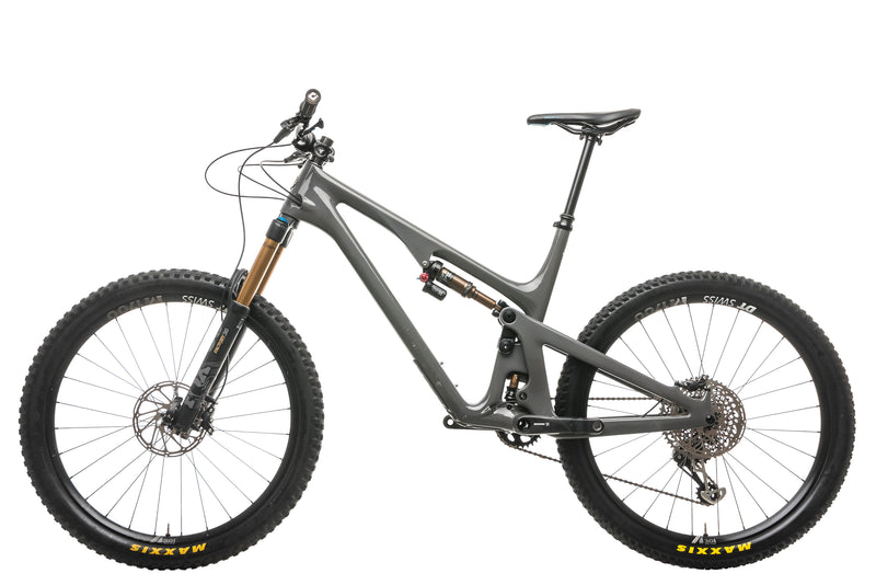 Yeti SB140 Turq T2 Mountain Bike - 2020, X-Large non-drive side