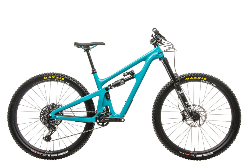 Yeti SB150 C2 Mountain Bike - 2020, Medium drive side
