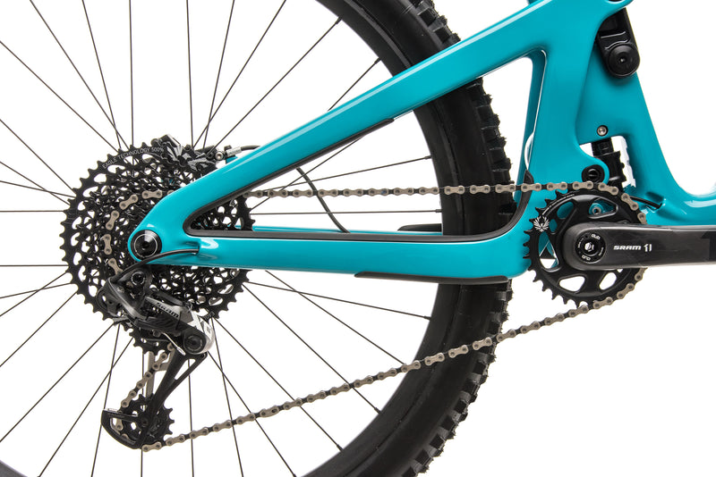 Yeti SB150 C2 Mountain Bike - 2020, Medium drivetrain