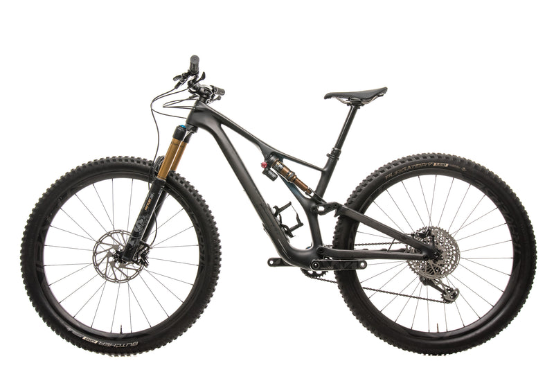 Specialized S-Works Stumpjumper 29 Mountain Bike - 2019, Medium non-drive side