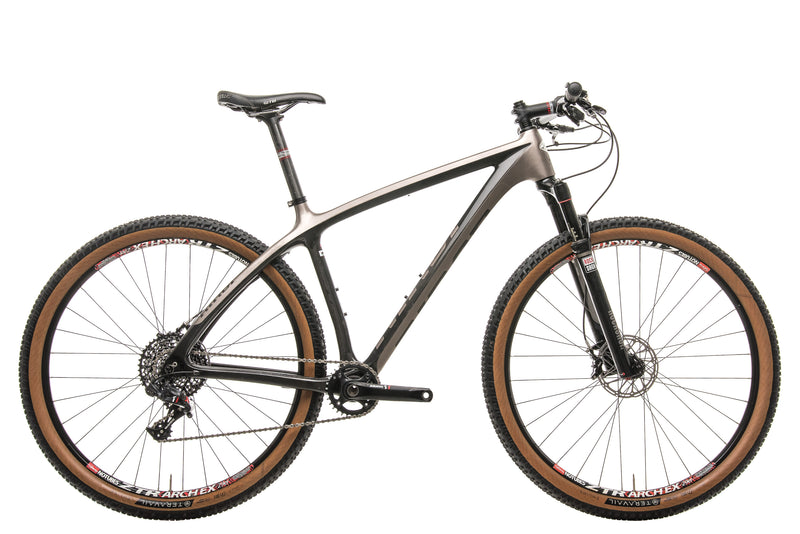 Niner Air 9 Carbon Mountain Bike - 2013, Large drive side