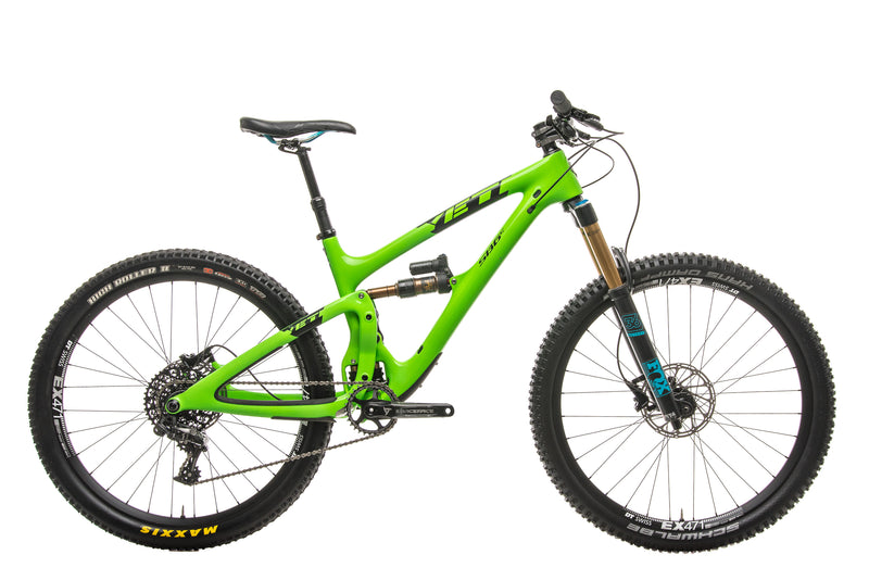 Yeti SB6c Mountain Bike - 2017, Small drive side