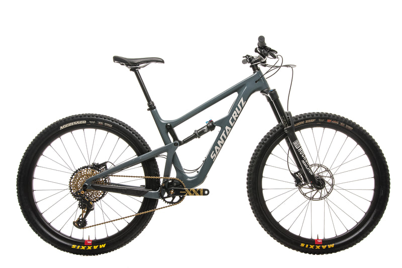 Santa Cruz Hightower LT C Mountain Bike - 2018, Large drive side