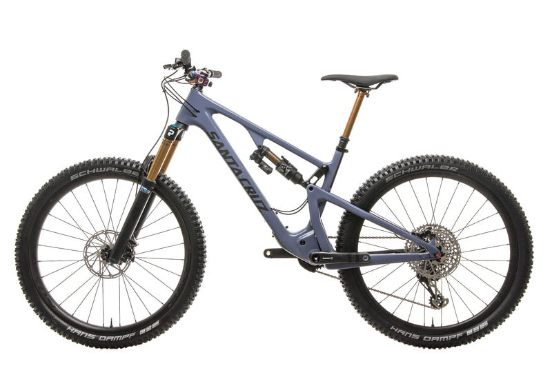 Santa Cruz 5010 CC X01 Mountain Bike - 2019, Medium non-drive side