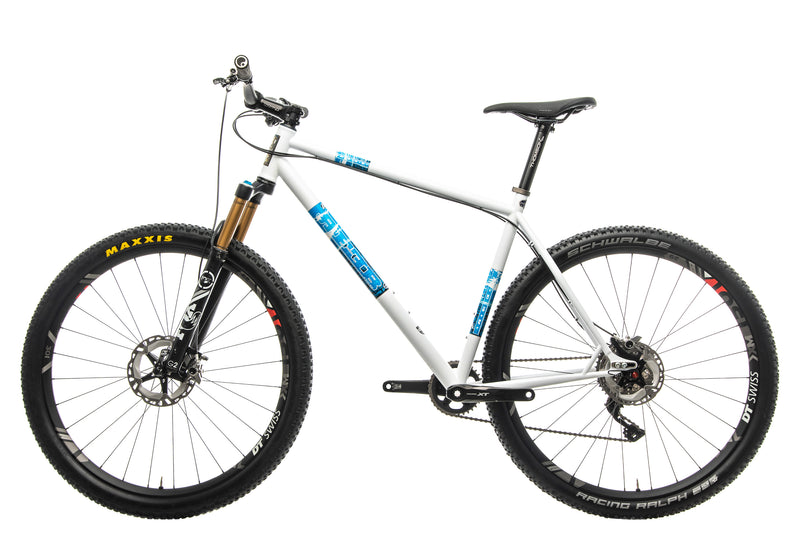Reeb Cycles Dikyelous Mountain Bike - 2015, X-Large non-drive side
