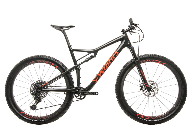 Specialized S-Works Epic Mountain Bike - 2019, X-Large drive side