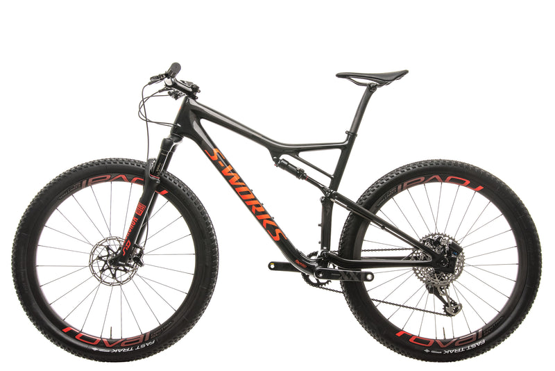 Specialized S-Works Epic Mountain Bike - 2019, X-Large non-drive side