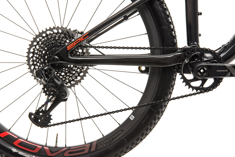 Specialized S-Works Epic Mountain Bike - 2019, X-Large drivetrain