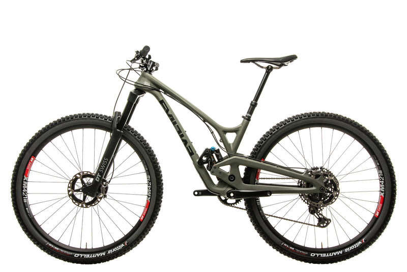 Evil The Following MB Mountain Bike - Small non-drive side