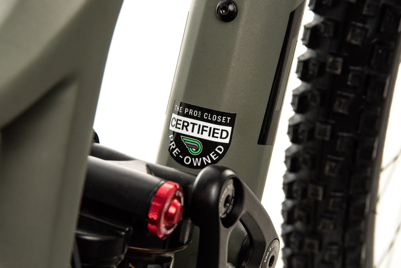 Evil The Following MB Mountain Bike - Small sticker