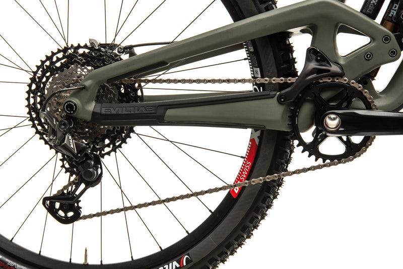 Evil The Following MB Mountain Bike - Small drivetrain