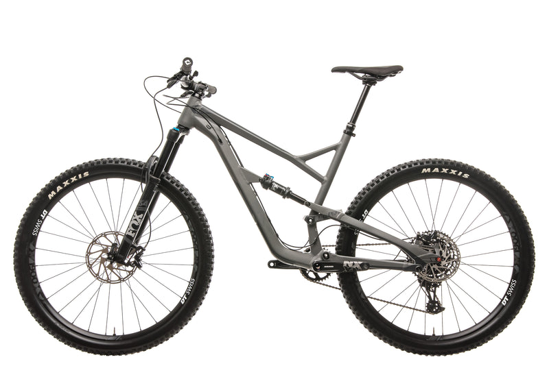 YT Jeffsy 29 AL Mountain Bike - 2019, X-Large non-drive side