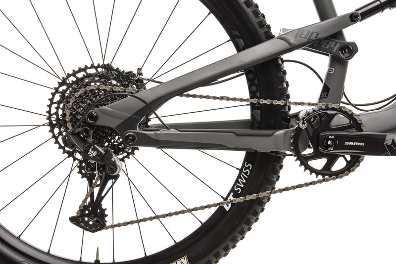 YT Jeffsy 29 AL Mountain Bike - 2019, X-Large drivetrain