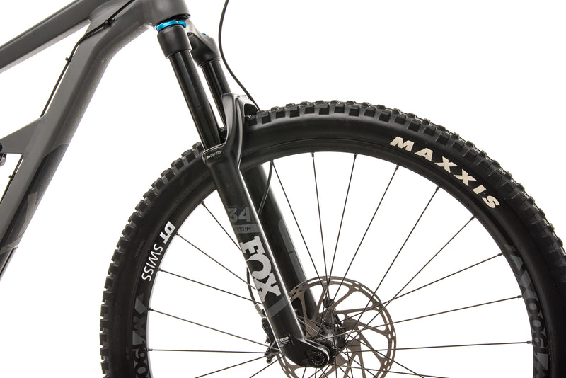YT Jeffsy 29 AL Mountain Bike - 2019, X-Large cockpit