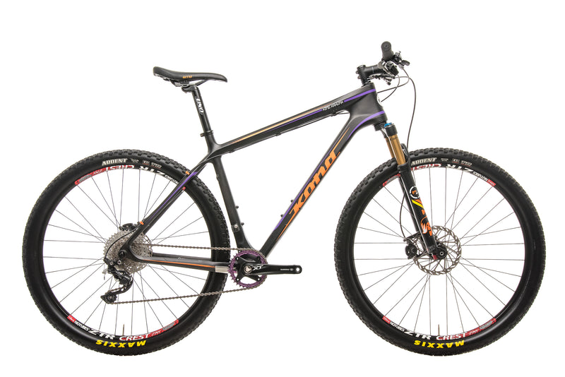 "Kona King Kahuna Mountain Bike - 2015, 20"" drive side"
