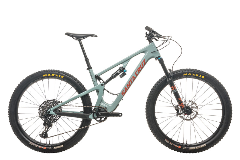 Santa Cruz 5010 C Mountain Bike - 2020, Medium drive side