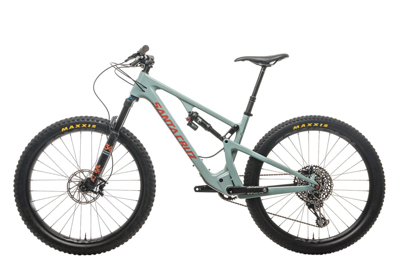 Santa Cruz 5010 C Mountain Bike - 2020, Medium non-drive side