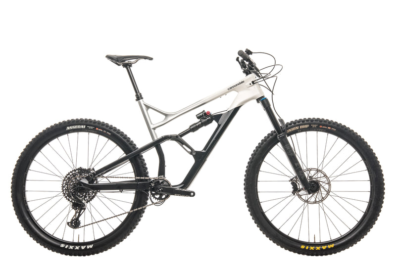 Cannondale Jekyll Carbon 29 2 Mountain Bike - 2020, X-Large drive side