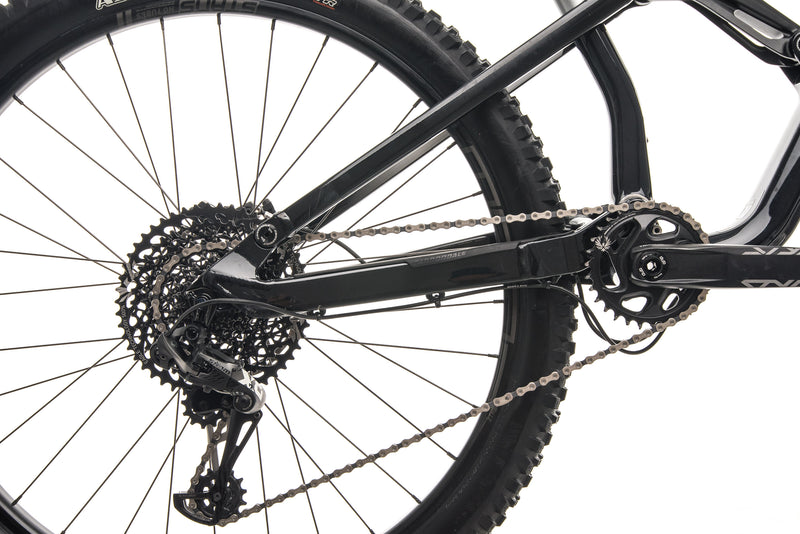 Cannondale Jekyll Carbon 29 2 Mountain Bike - 2020, X-Large drivetrain