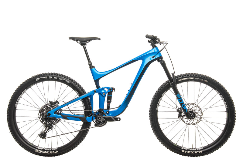Giant Reign Advanced Pro 29 2 Mountain Bike - 2020, Large drive side