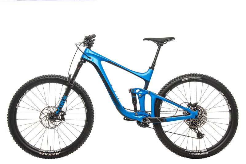Giant Reign Advanced Pro 29 2 Mountain Bike - 2020, Large non-drive side