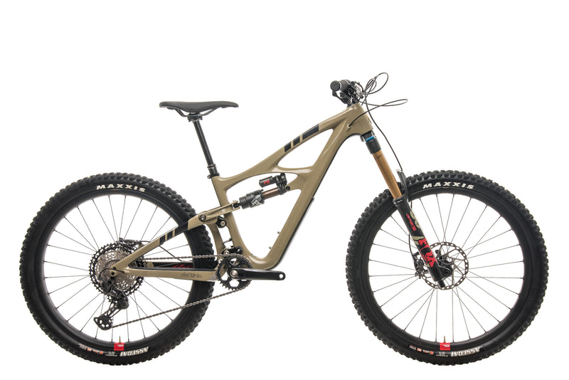 Ibis Mojo HD5 Mountain Bike - 2020, Small drive side