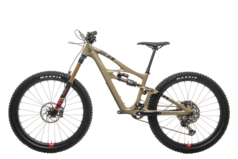 Ibis Mojo HD5 Mountain Bike - 2020, Small non-drive side